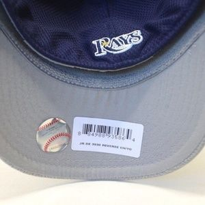 new style aaf63 4db39 New Era Accessories - Youth New Era Tampa Bay Rays 39Thirty Cap